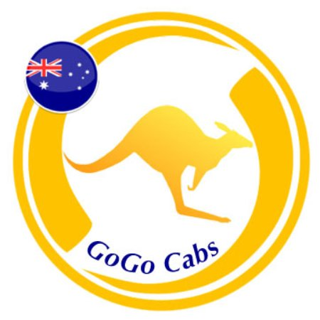 South Melbourne, Australia: GoGo Cabs Logo