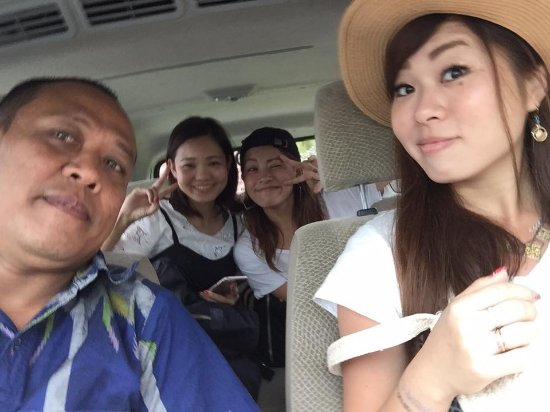 Керобокан, Индонезия: bali driver