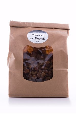 Waikerie, Australia: Riverland Dried Vine fruits- sultanas, currants, and sun muscats
