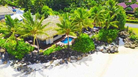 Sea Change Villas: Beachfront Villas with private pool and beach