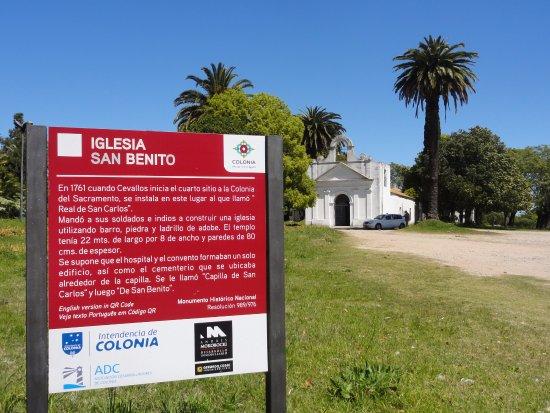 Capilla San Benito: Igreja