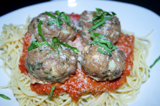 Wolverine, MI: Thirsty Sturgeon homemade Meatballs