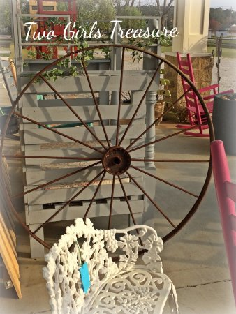 Need to give your wheels a break?  Stop in today!  We're right off I-95 in Florence!