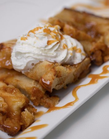 North Chelmsford, MA: Butter Rum Bread Pudding