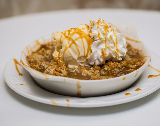 North Chelmsford, MA: Apple Crisp
