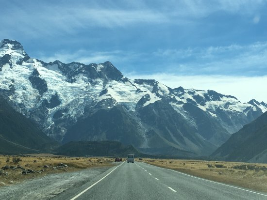 Mt. Cook Village, Yeni Zelanda: photo1.jpg