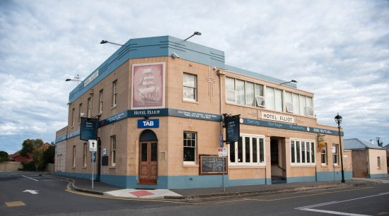 Port Elliot, Австралия: Hotel Elliot