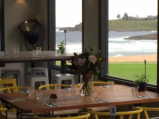 Kiama, Australia: Lunch with a view