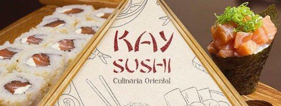 Brusque: Kay sushi