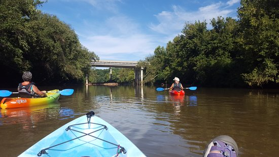 Elkin, Carolina del Norte: Relaxing kayaking trip