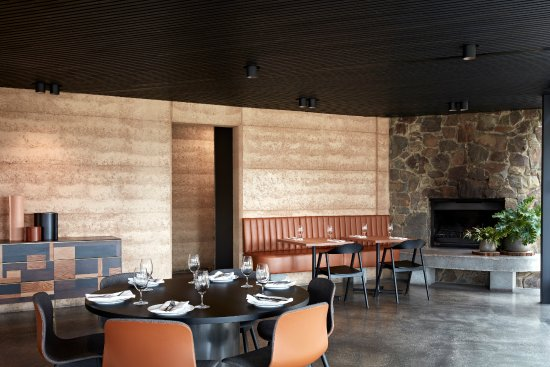 TarraWarra Estate Restaurant: TarraWarra Estate Interior, photo by Sean Fennessy