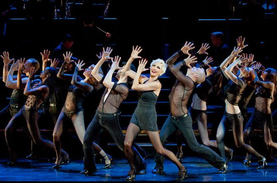 Chicago Musical On Broadway NYC...