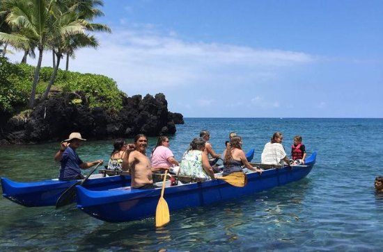 Guided Outrigger Canoe Tour in...
