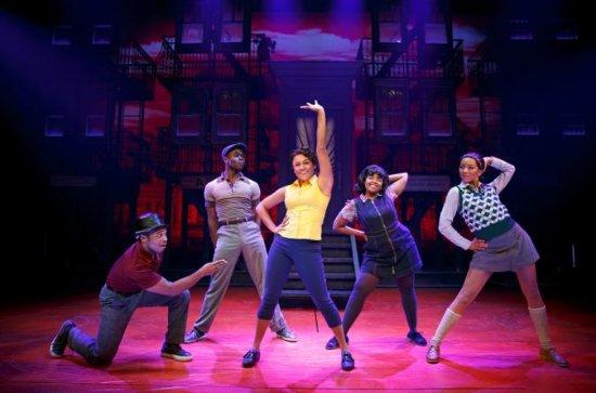 A Bronx Tale on Broadway