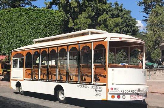 Colonial Querétaro by Trolley Car or...