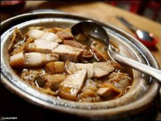 Lae, Papoea Nieuw Guinea: Bak Kut Teh Found in Bunga Raya Restaurant!! Malaysian all time favorites