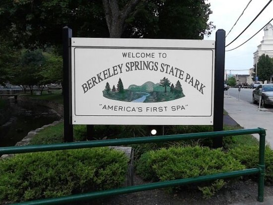 Berkeley Springs, Virginia Occidentale: Pretty Neat Place To Visit!