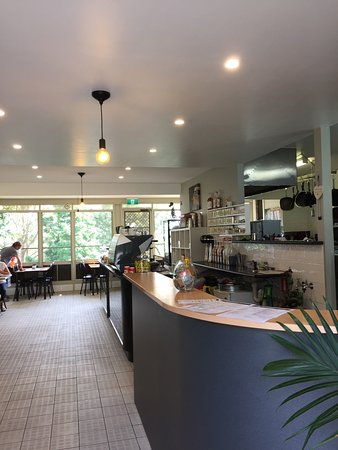 Morpeth, Avustralya: Lovely cafe, nice food overlooking the river...