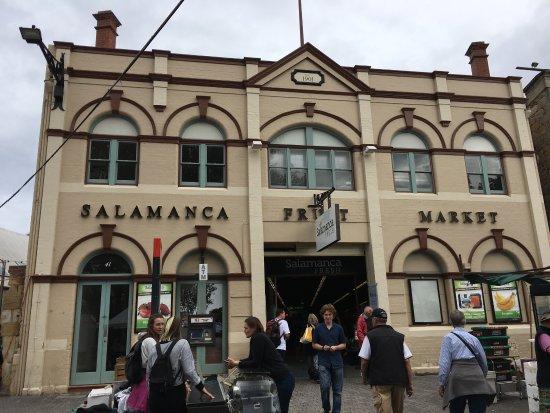 Salamanca Market: 薩拉曼卡集市