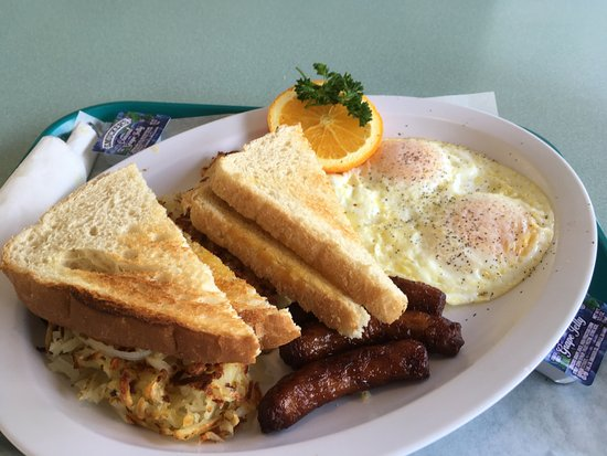 Bellflower, CA: Sausage and Eggs