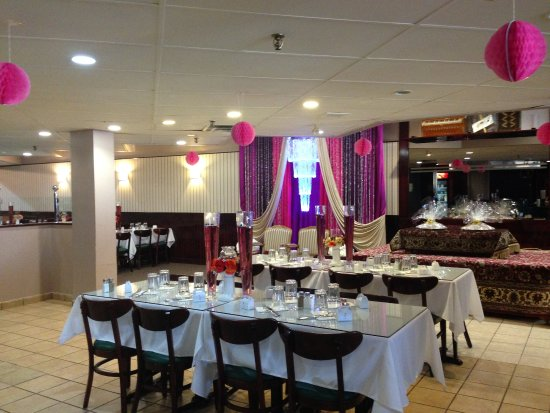 Party room Picture of Chopan Grill Mississauga TripAdvisor