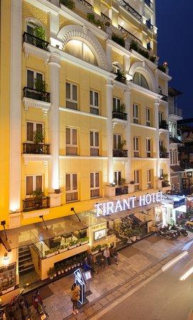 Hanoi Tirant Hotel: Over view