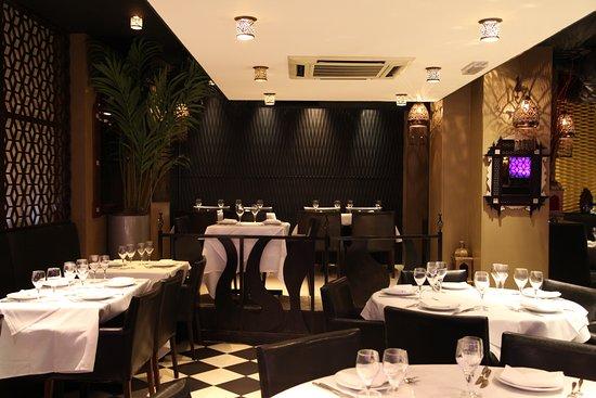 Anokha indian bar restaurant londres la city for Anokha indian cuisine