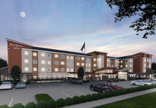 Residence Inn by Marriott Houston Tomball Exterior