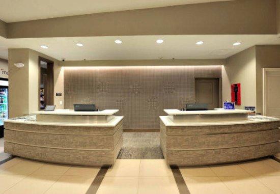 Residence Inn by Marriott Houston Tomball Front Desk