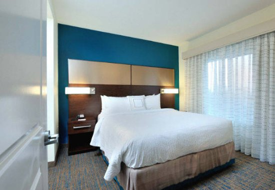 One-Bedroom Suite at Residence Inn by Marriott Houston Tomball