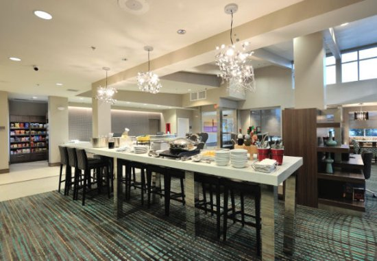 The Mix at Residence Inn by Marriott Houston Tomball