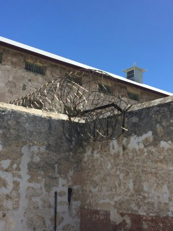 Fremantle, Australien: FreeO prison