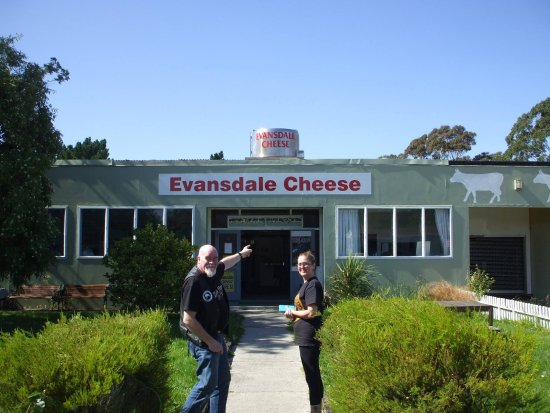 Otago Region, New Zealand: Evansdale Cheese