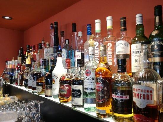 Twizel, Selandia Baru: The drinks