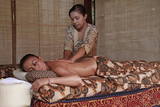 Adult full body massage