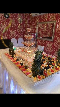 фуршет фруктовый фото