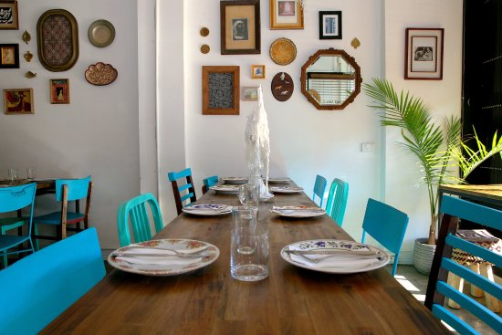 Windsor, Australien: Tables for small to large groups