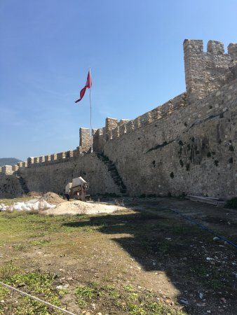 Ayasoluk Castle: İç kısım