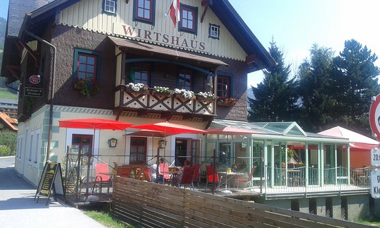 St. Michael im Lungau, النمسا: Prodinger´s Wirtshaus am Kreisverkehr