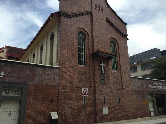 Prinsep Street Presbyterian Church