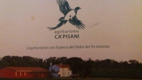Agriturismo Ca' Pisani