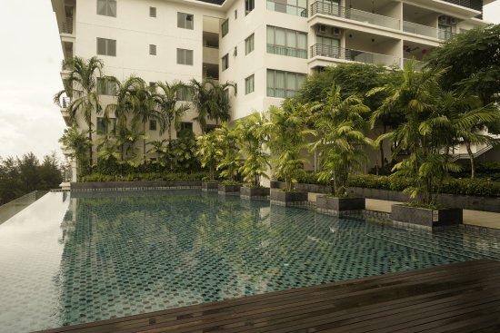 accord regency serviced apartments bewertungen fotos preisvergleich kota kinabalu malaysia. Black Bedroom Furniture Sets. Home Design Ideas