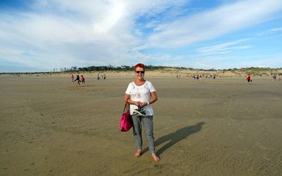 Saint-Trojan-les-Bains, Francia: La plage de Maumusson