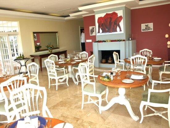 Bellavista Panorama Restaurant: Panorama Restaurant inside