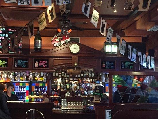 Savonlinna, Finland: Blick auf die Bar