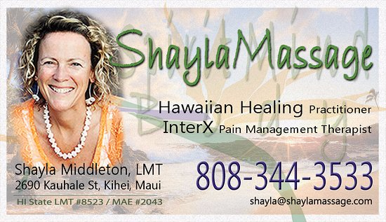 Shayla Massage