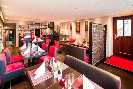 Saint-Blaise, Zwitserland: Lounge bar