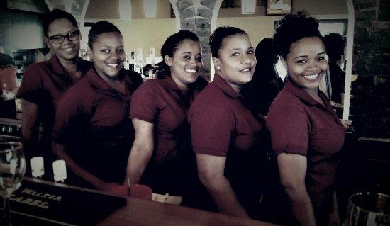 Espargos, Kaapverdië: Team