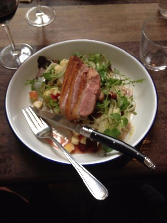 Berry Sourdough Cafe: Duck