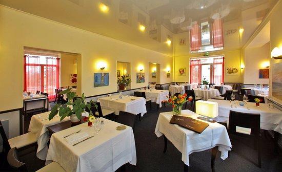 Gramat, Франция: Salle de restaurant